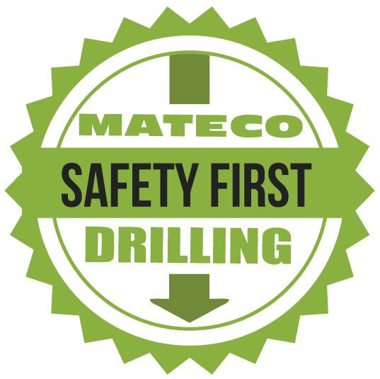 Mateco Drilling Safety First