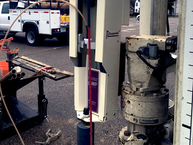 Deep diverse water sampling pump capabilities