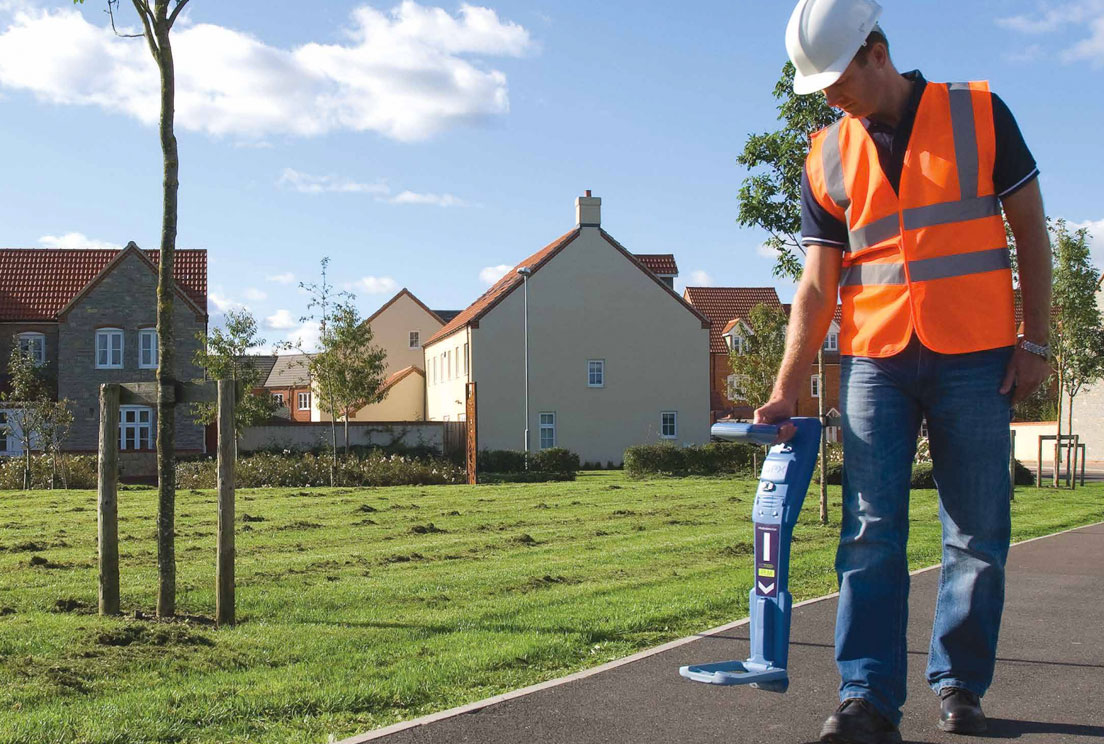 qualified trained Ground Penetrating Radar device operators