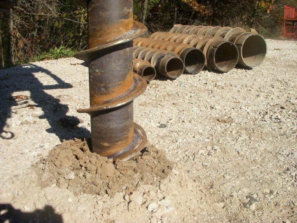 geotechnical soils drilling equipment